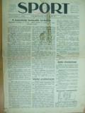 Sport Cluj Kolozsvar 1922 10 aprilie ziar sportiv limba maghiara
