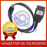 Ford VCM OBD Interfata diagnoza Ford, Programeaza injectoare, pompe injectie