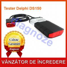 Tester multimarca DELPHI DS150 E + Cabluri turisme # GARANTIE #