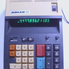 Calculator vechi rar de colectie nu e felix hc ice e Adler japonez anii 70 - Calculator Birou