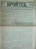 Sport Cluj Kolozsvar 1921 16 mai  ziar sportiv