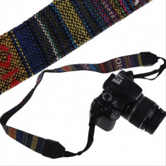 Neck Strap Camera Grip curea aparat foto DSLR