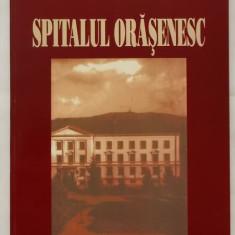 Salah Mahdi - Spitalul orasenesc (2006, cu dedicatie si autograf)