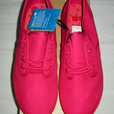 Gravis Slymz Skate Shoes Chinese Red - Tenisi dama Gravis, Culoare: Rosu, Marime: 38, Textil