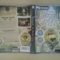 Joc PC - Treasure Seekers 1 & 2 - The complete series (GameLand) - Jocuri PC, Role playing, Toate varstele