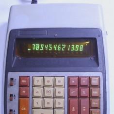 Calculator birou vechi rar de colectie anii 70 Felix ICE Ce 126c functional