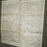 Harta militara Romania 1915: DEVA Regimentul 21 infanterie- Bateria 2.