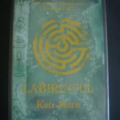 KATE MOSSE - LABIRINTUL (2007), Alta editura
