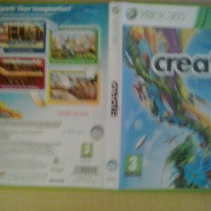 Create - Joc XBOX 360 ( GameLand ) - Jocuri Xbox 360, Arcade, 3+, Single player