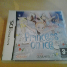 Princess on ice - Joc Nintendo DS ( GameLand ) - Jocuri Nintendo DS, Arcade, 3+, Single player