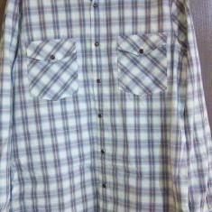 Camasa H&M - Camasa barbati H&M, Marime: M, Culoare: Albastru, Maneca lunga