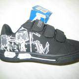 Pantofi sport skate WINK;cod FB036-1V(alb);-2V(mov);-4V(negru);marime:28-33
