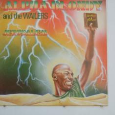 Disc Vinil LP : Alpha Blondy and the Wailers - Jerusalem - Muzica Reggae