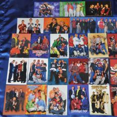 Colectie 66 Fotografii BACKSTREET BOYS. De colectie! Poze carton lucios!, Muzica