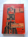 APLICATIILE TOPOGRAFIEI IN CONSTRUCTII -- D.Mihail