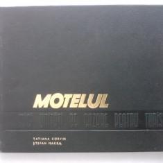 Motelul - mici unitati de cazare / amenajari moteluri /arh.Corvin, Makra /C43P - Carte Hobby Amenajari interioare