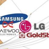 Televizoare Color Samsung,Daewoo,LG & Goldstar cu garanție de 3 LUNI
