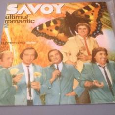 SAVOY - ULTIMA ROMANTIC 2 - ELECTRECORD - DISC PICK-UP/VINIL/VINYL/POP - Muzica Rock