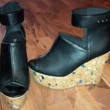 Pantofi cu platforma NOI H&M marime 37