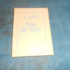 G. COSBUC - FIRE DE TORT FORMAT MIC - Carte poezie