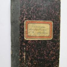 MANUAL/CURS DE LIMBA FRANCEZA TIPARIT IN 5000 EXEMPLARE DE EDITURA ALCALAY 1925 - Curs Limba Franceza