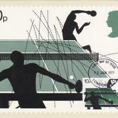 1860 - Anglia 1977 - carte maxima