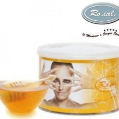 Ceara cu miere Roial la cutie, de unica folosinta, 400 ml - Ceara epilare