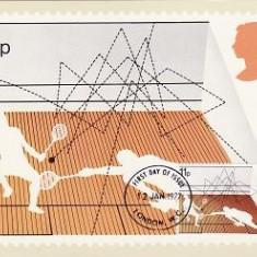 1859 - Anglia 1977 - carte maxima