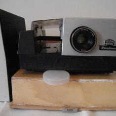 aparat proiectie diapozitive PAXIMAT 1900 AUTOFOCUS(lipsa bec)