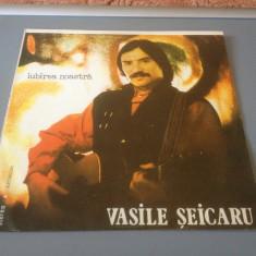 VASILE SEICARU - IUBIREA NOASTRA - ELECTRECORD / DISC VINIL/ROCK/POP - Muzica Rock