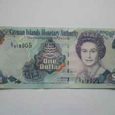 1 DOLLAR 2006 INSULELE CAYMAN / CAYMAN ISLANDS UNC