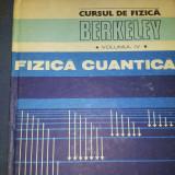CURS DE FIZICA BERKELEY  FIZICA  CUANTICA VOL,IV