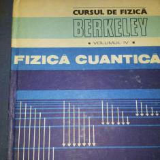 CURS DE FIZICA BERKELEY FIZICA CUANTICA VOL, IV