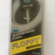 Cablu Floppy FDD Cooler Master Transparent TTC-F18 / 45cm