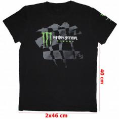 Tricou Monster Energy, barbati, marimea S-M - Echipament Ciclism, Tricouri