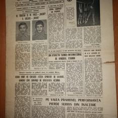 ziarul sportul 25 noiembrie 1983