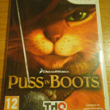 JOC WII DREAMWORKS PUSS IN BOOTS ORIGINAL PAL / by DARK WADDER