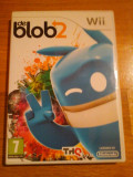 JOC WII DE BLOB 2 ORIGINAL PAL / by DARK WADDER, Arcade, 12+, Multiplayer, Thq