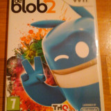 JOC WII DE BLOB 2 ORIGINAL PAL / by DARK WADDER