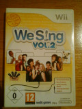 JOC WII WE SING vol.2 ORIGINAL PAL / by DARK WADDER, Simulatoare, 12+, Single player