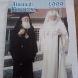 Almanah bisericesc - 1999 / C46P