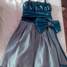 Rochie 9-10 ani, Culoare: Albastru
