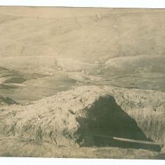 2829 - Buzau, Rm. SARAT - old postcard, real PHOTO - unused - Carte Postala Muntenia 1904-1918, Necirculata, Fotografie