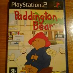 JOC PS2 PADDINGTON BEAR ORIGINAL PAL / by DARK WADDER - Jocuri PS2 Altele, Actiune, 3+, Single player