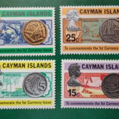 Bancnote monede numismatica - serie nestampilata MNH - Cayman Isl 1972 - Timbre straine