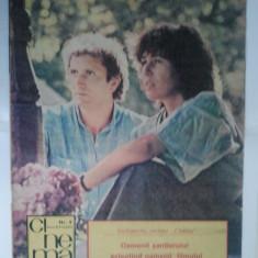 REVISTA CINEMA { NUMARUL 9 ANUL 1984 }