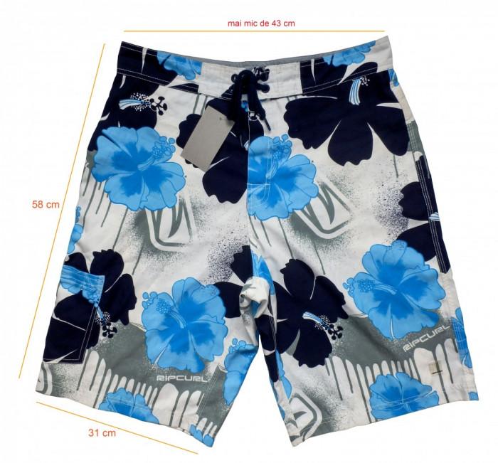 Pantaloni scurti short RIPCURL originali, stare foarte buna (L spre M)cod-259017 foto mare