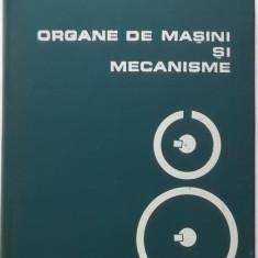 T. Mladinescu, s.a. - Organe de masini si mecanisme (1972) - Carti Mecanica