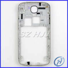 Samsung S4 i9505 - Rama Spate Mijloc Sigilata Cu Folii Pe Ea