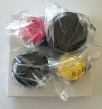 Kit consumabil Samsung CLP-P300C / fara Blue /2 X Black, 1 X yellow, 1 X Cyan